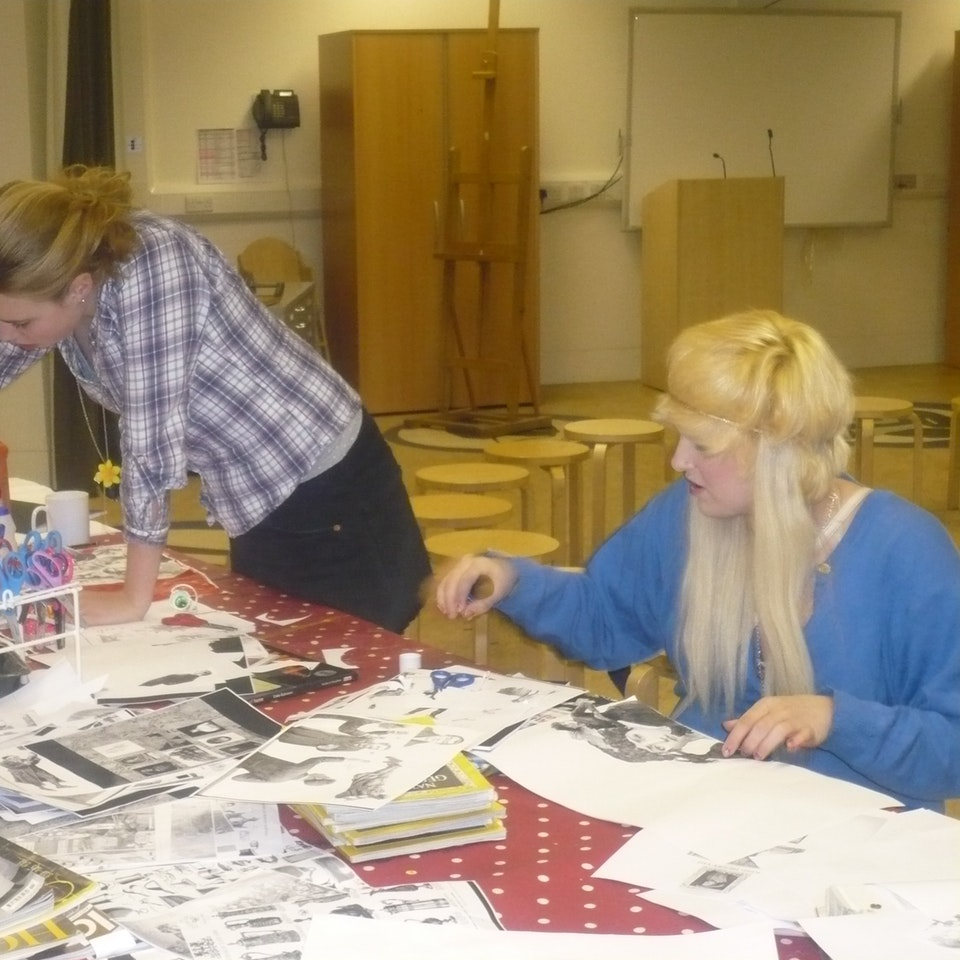 Youth Projects. Museum of The Home & University Of The Arts London more pics 002