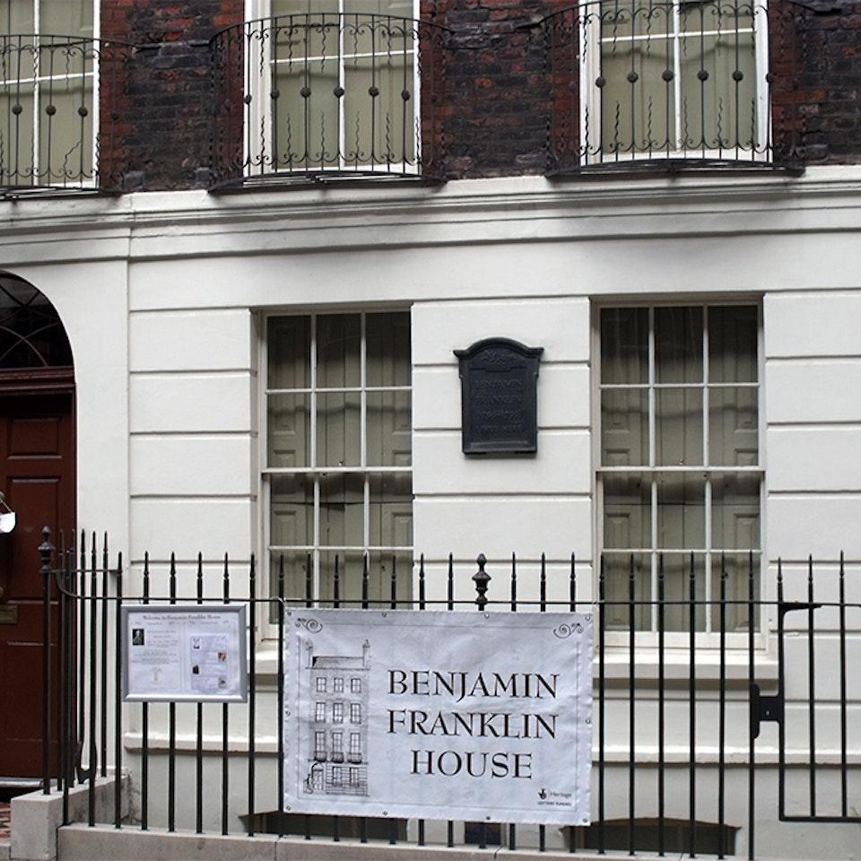 Benjamin Franklin House franklin-house