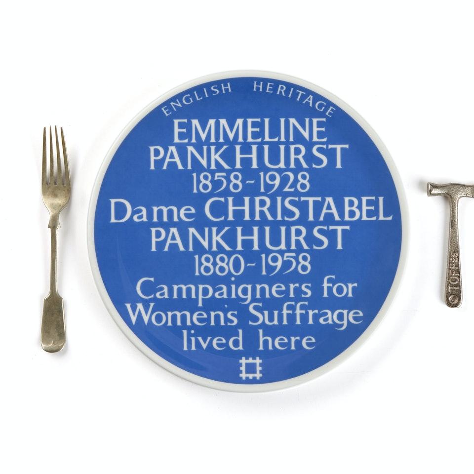 English Heritage Pankhursts_fork&toffeehammer