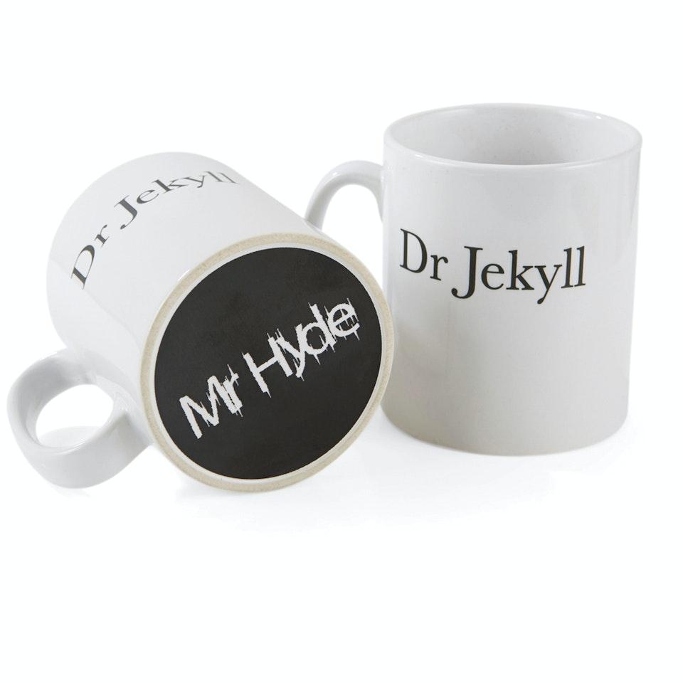 British Library jekyll hyde mug