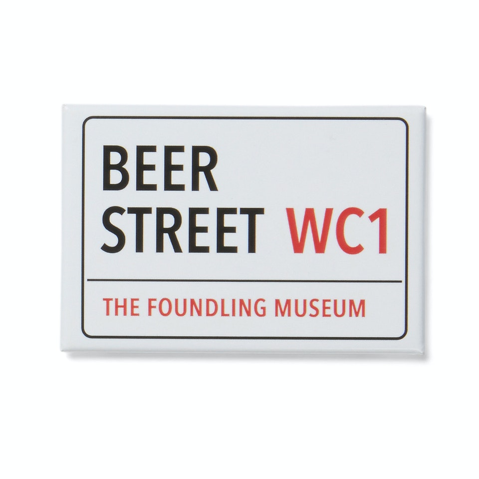 The Foundling Museum - beer st magnet