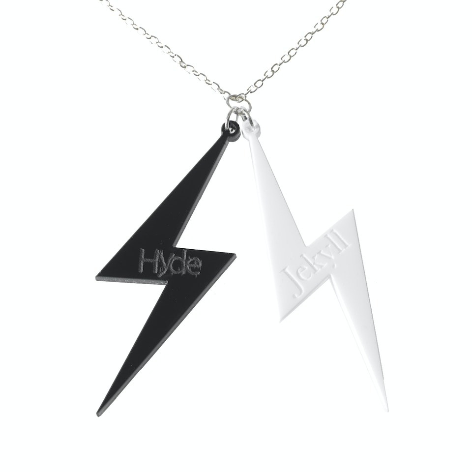 British Library necklace-jekyll-and-hyde