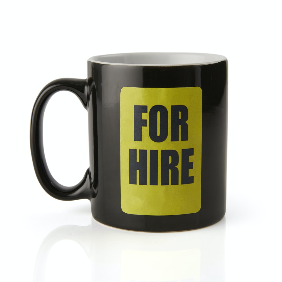 London Transport Museum for hire mug