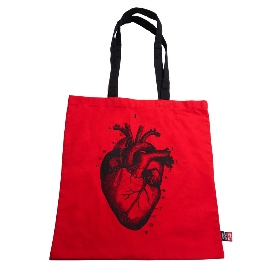 British Library NEW heart bag for web