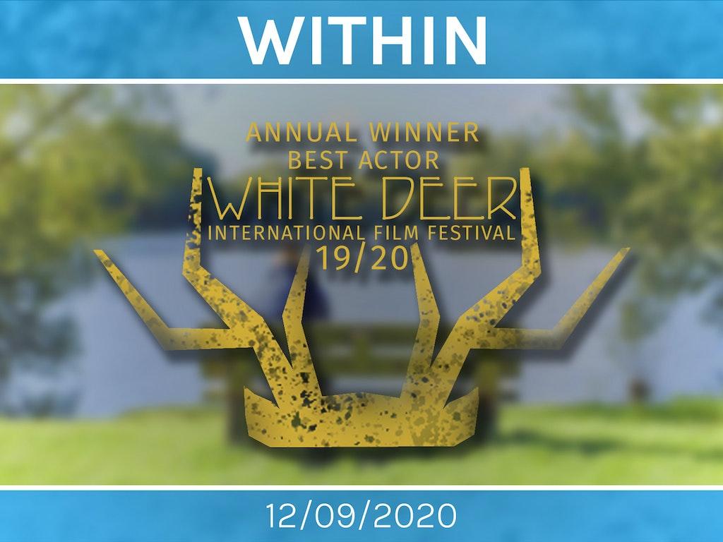 White Deer International Film Festival 2020 | Best Actor