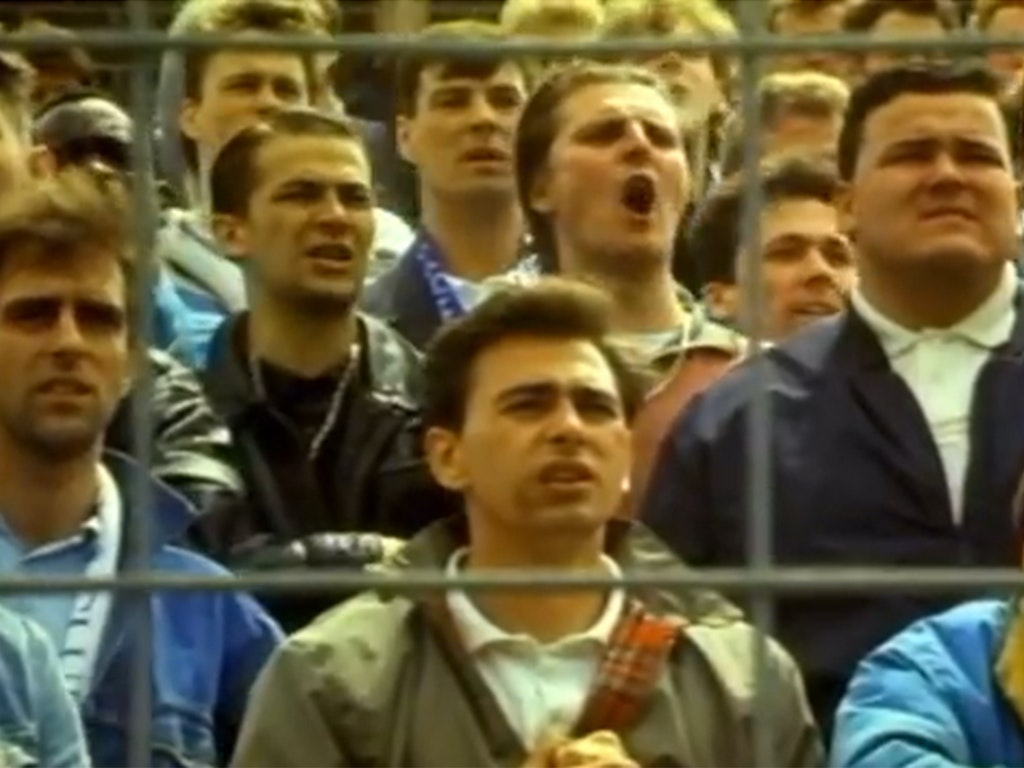 Arrivederci Millwall | UK DVD Trailer