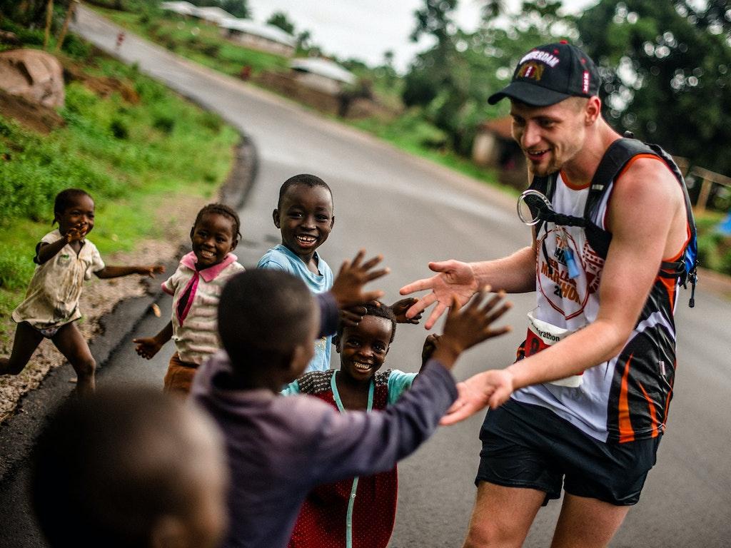 Street Child | Sierra Leone Marathon