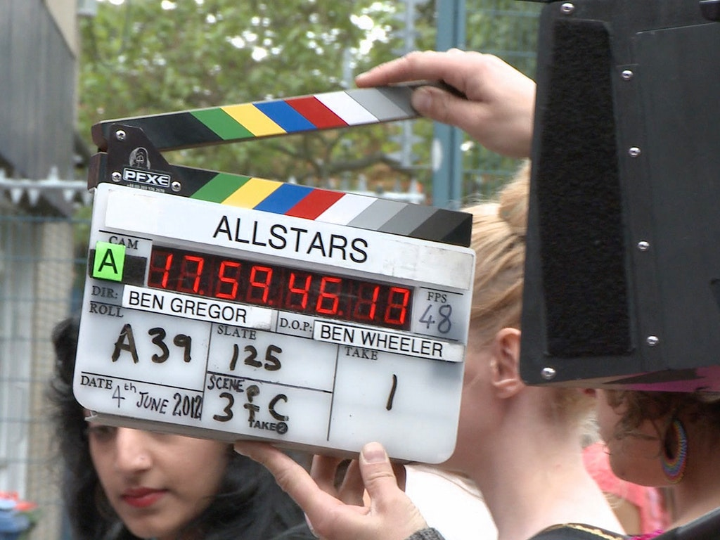 All Stars | Online Marketing Campaign