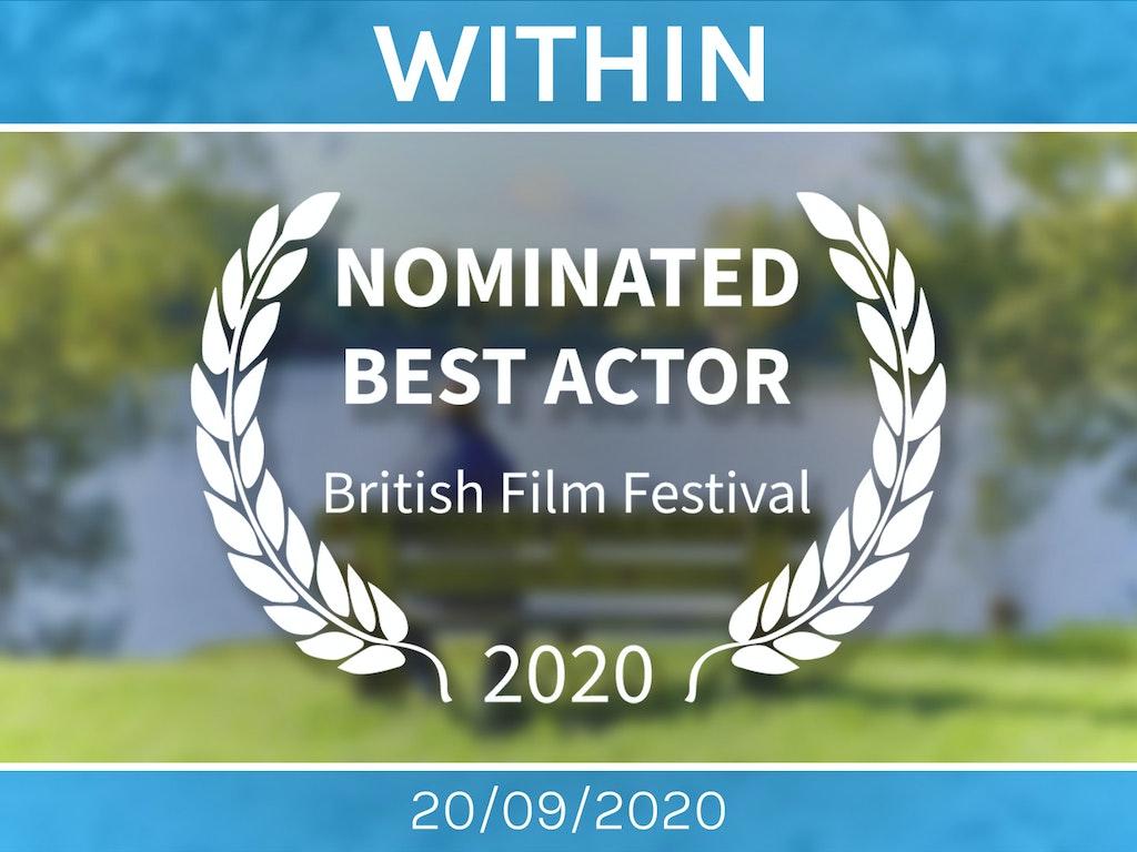 British Film Festival 2020 | Nomination