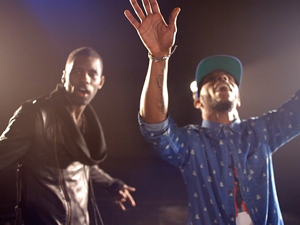 Angel feat. Wretch 32 | Go In Go Hard (StreetDance 2 Version)