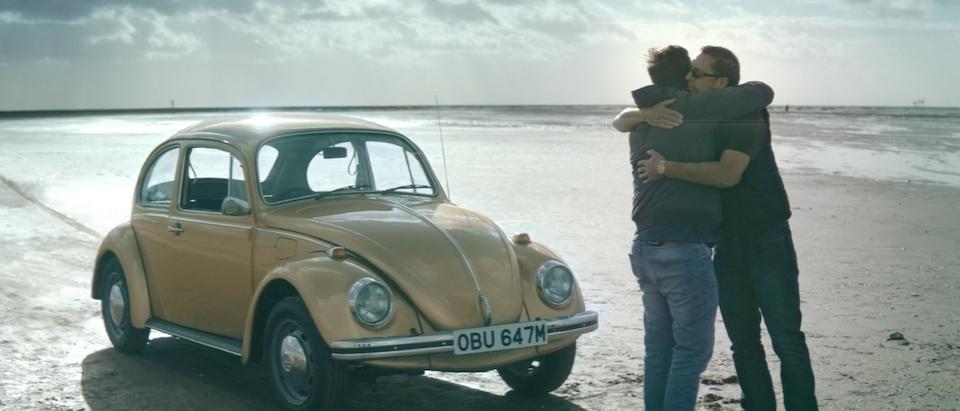 Plaza Content - Volkswagen 'Barry's Beetle'