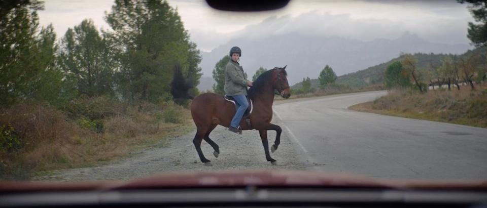 Plaza Content - Sixt 'Horse'
