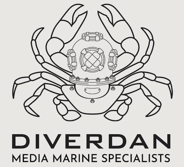Diver Dan Travers Underwater Media Specialist, Underwater Camera Operator, Marine Co-ordinator, Underwater Set Construction, Underwater Artiste Training