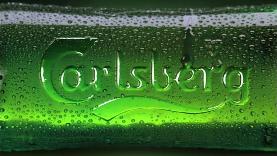 Cross Street Studio - Carlsberg 'Perfection'