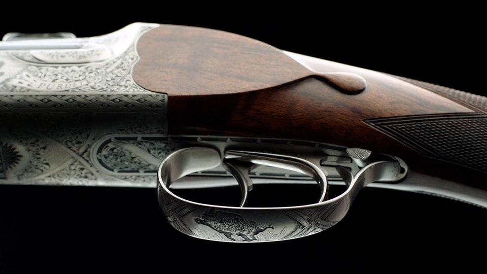 Cross Street Studio - Purdey 'Rifle'