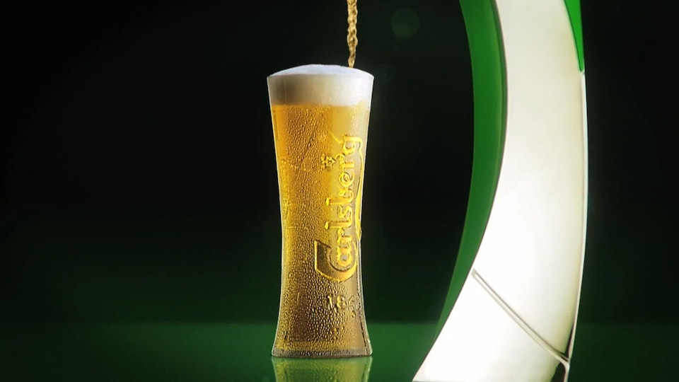 Cross Street Studio - Carlsberg 'UK End Tag'