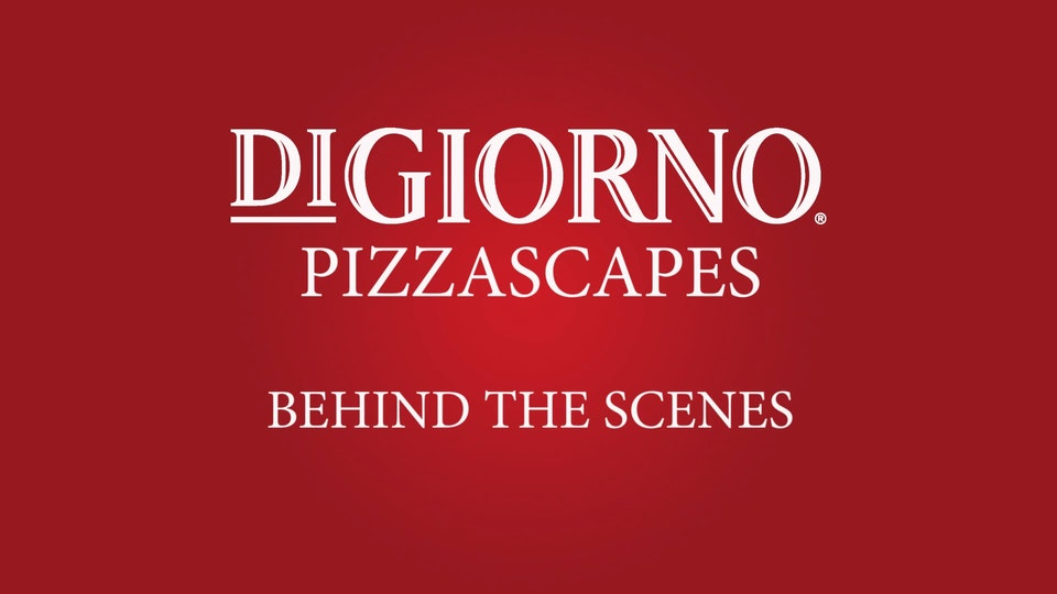 Cross Street Studio - The Making of Digiorno Pizzascapes