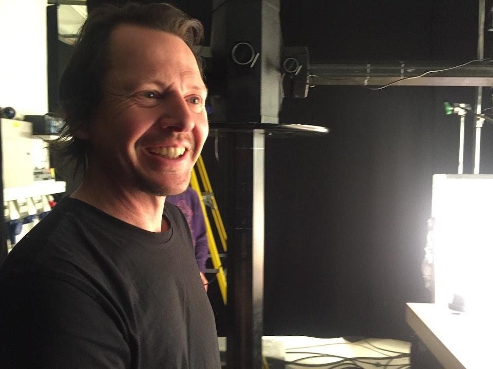 Cross Street Studio - Pete Ellmore DOP and the 5th Musketeer