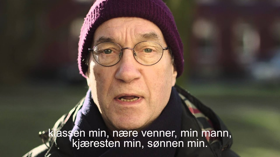 """""""Øyeblikket"""" - Profilfilm - Kreftforeningen"""
