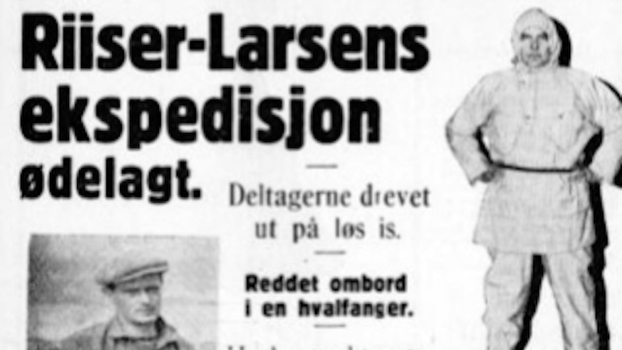 My Norwegian Grandfather -