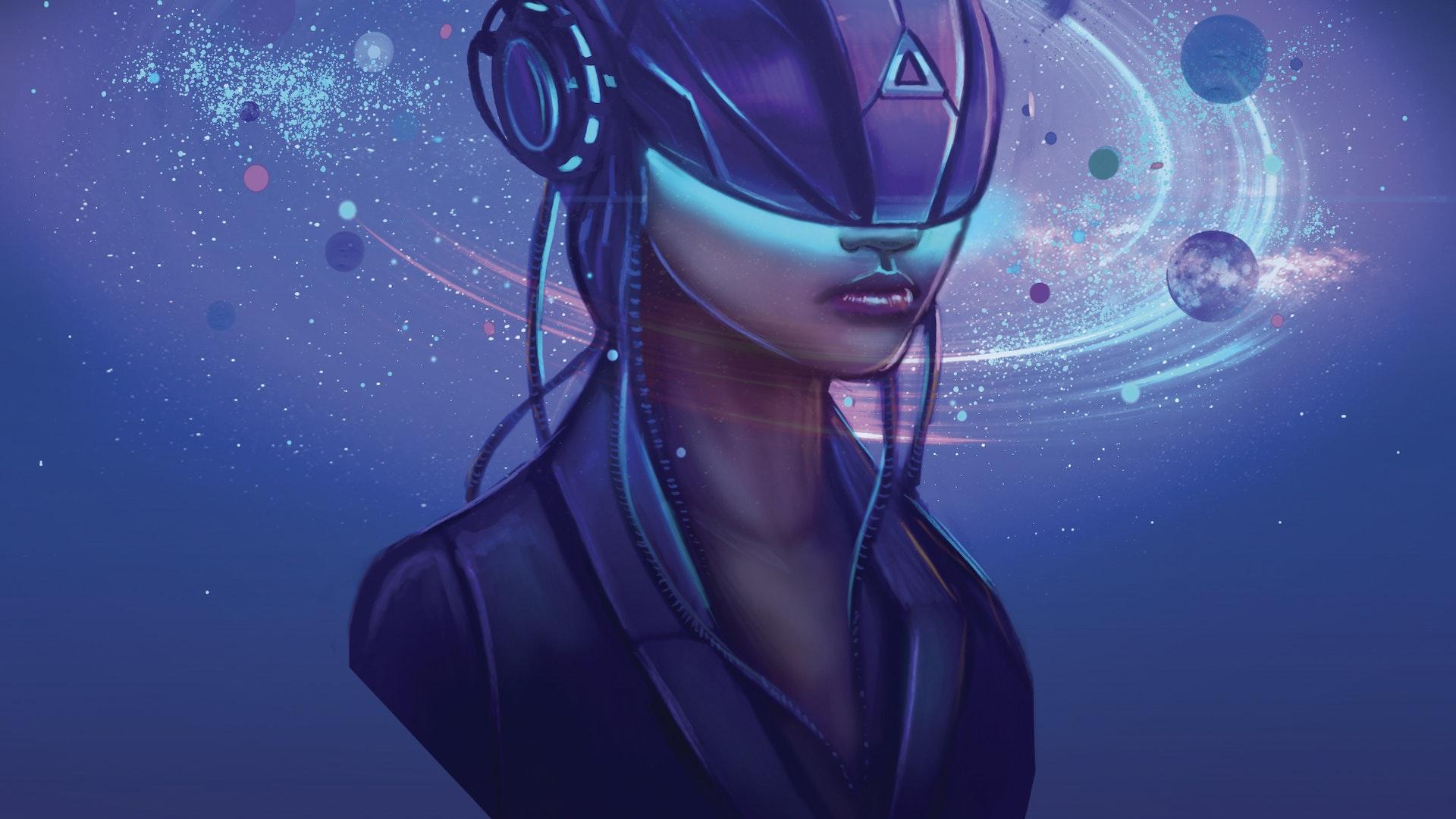 Sci Fi Illustration art2