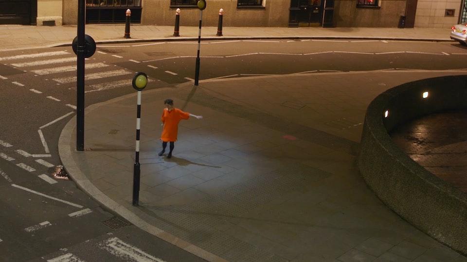 Barbican   Shadowing London