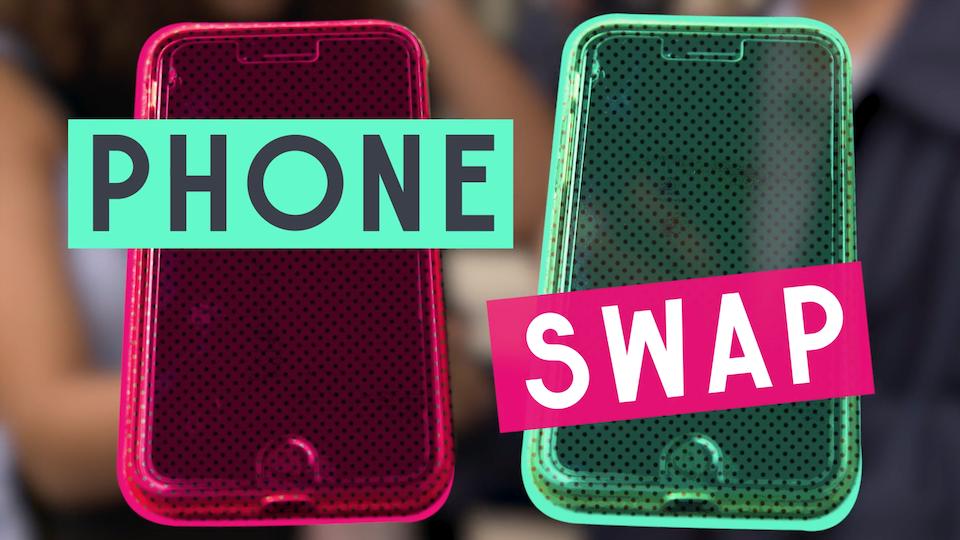 BBC Three   Phone Swap [Series]