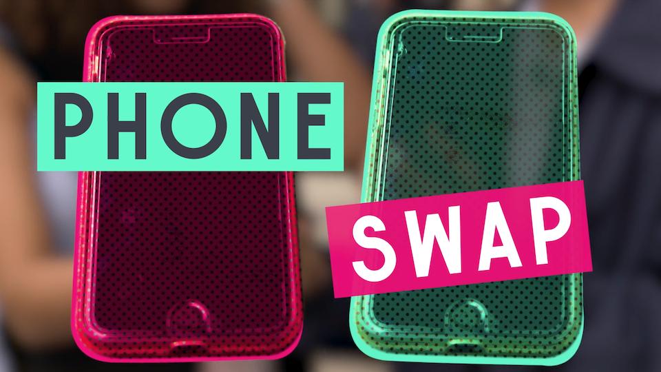 BBC Three | Phone Swap [Series Editor]