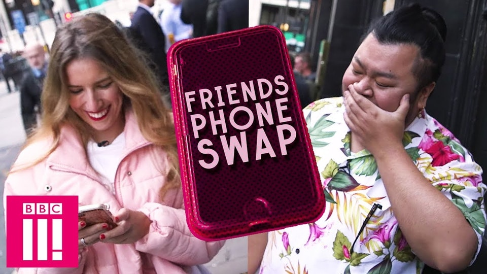 BBC Three   Phone Swap [Series Editor]