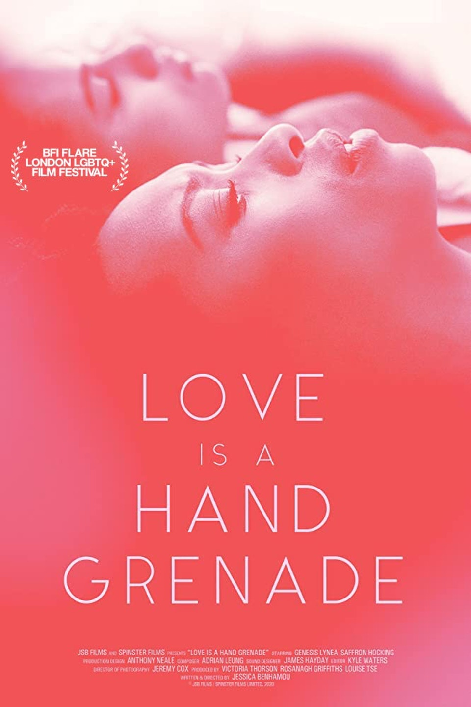 Love Is A Hand Grenade