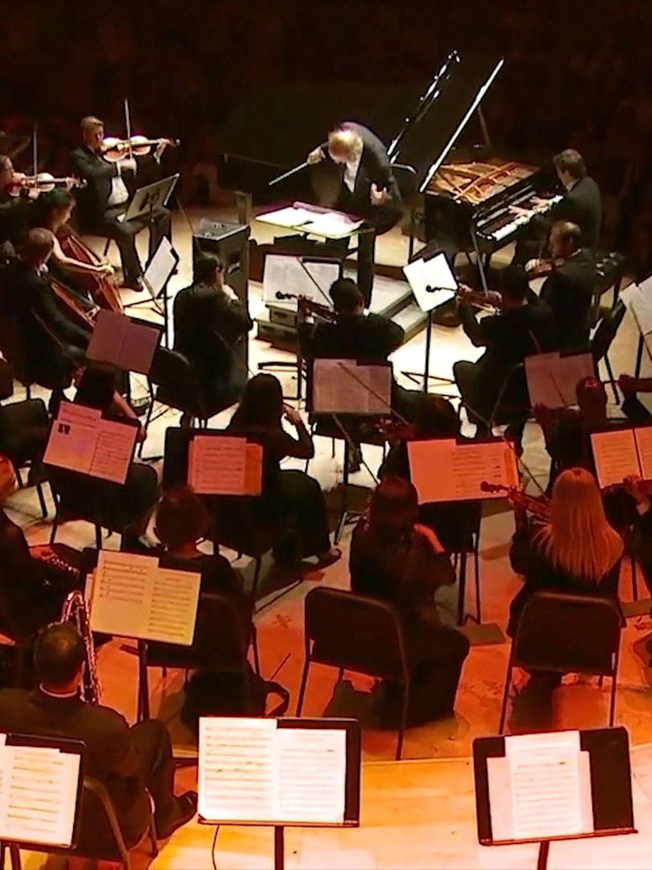 MIAMI SYMPHONY ORCHESTRA - PROMO