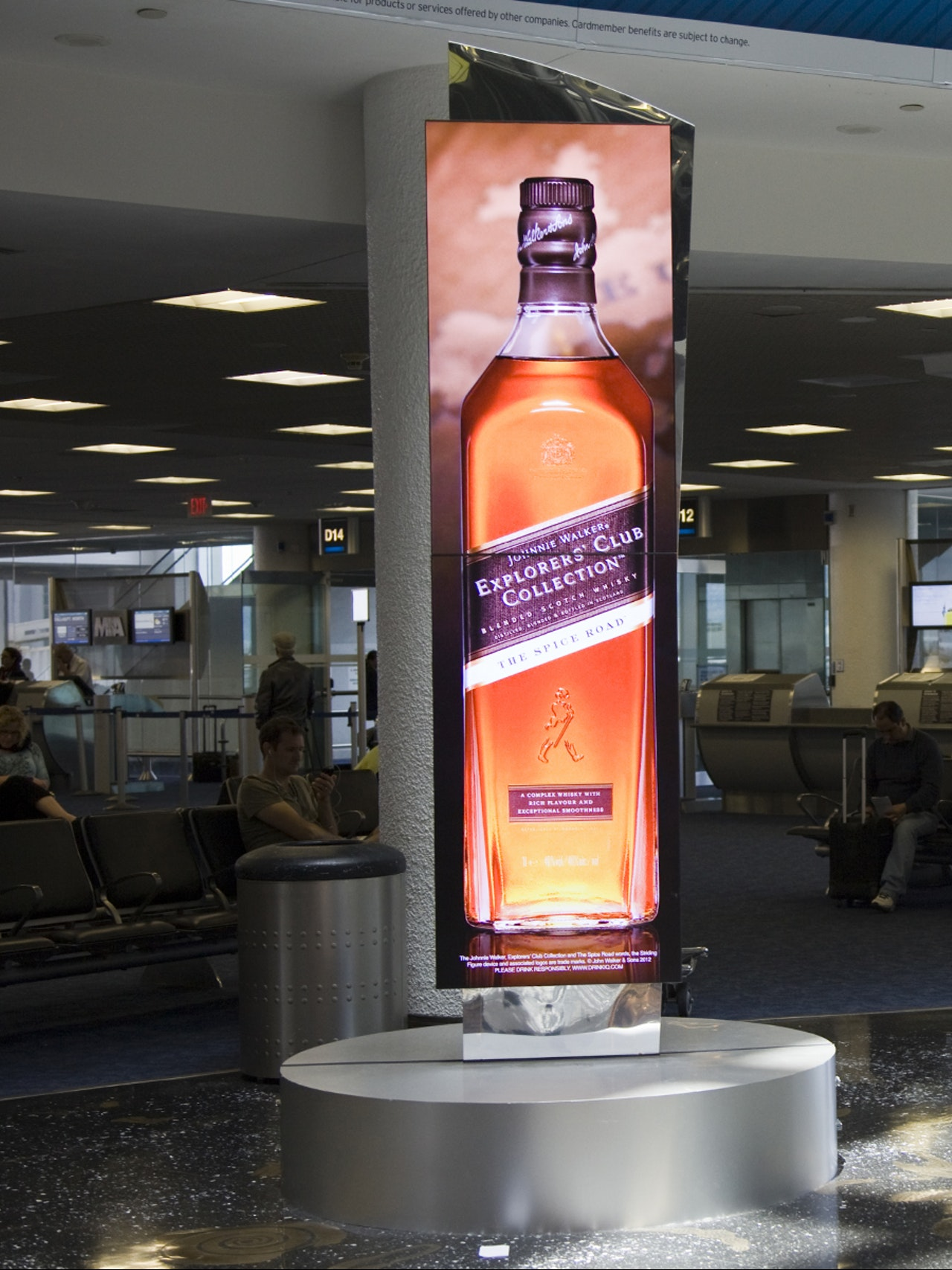 JOHNNIE WALKER DIGITAL TOTEM