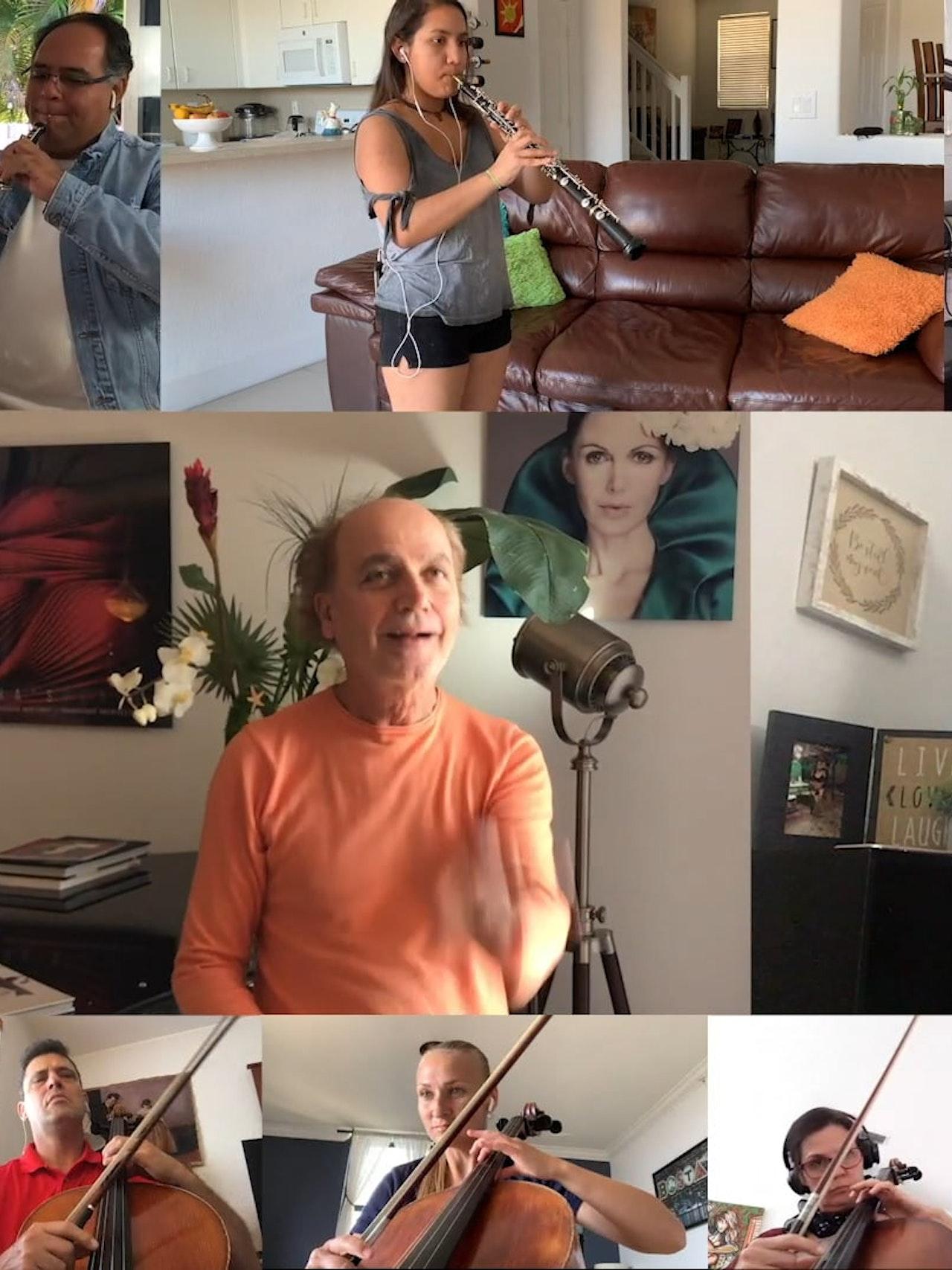 MIAMI SYMPHONY ORCHESTRA - THE COMEBACK