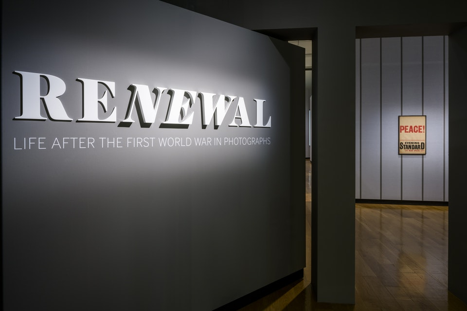 Renewal, Imperial War Museum