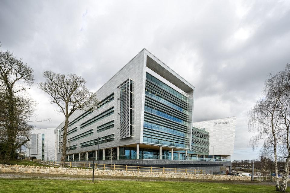 Microsoft, Dublin