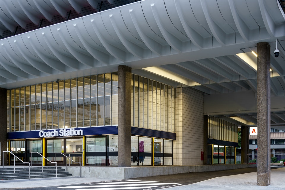 Preston Bus Station refurbishment