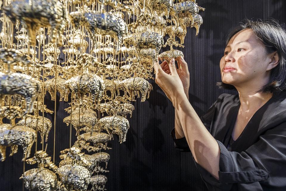 Portraits - Maria Cheung for FX magazine