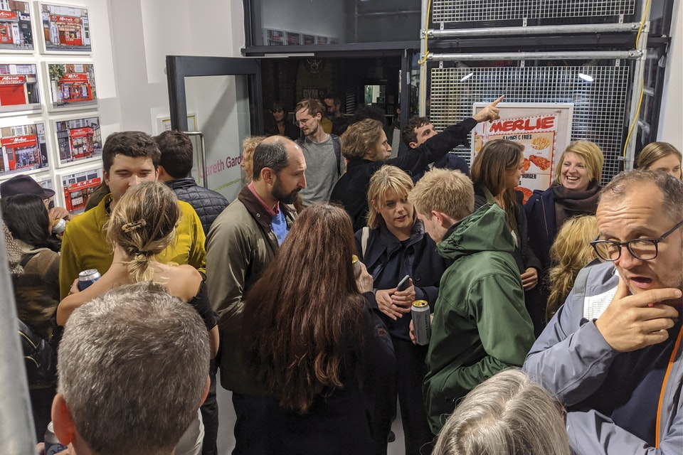 Morley's or Less - More than 300 people attended the opening night