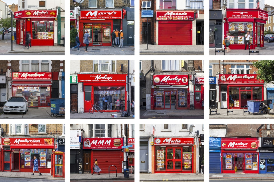 Morley's or Less - A grid of fake Morley's