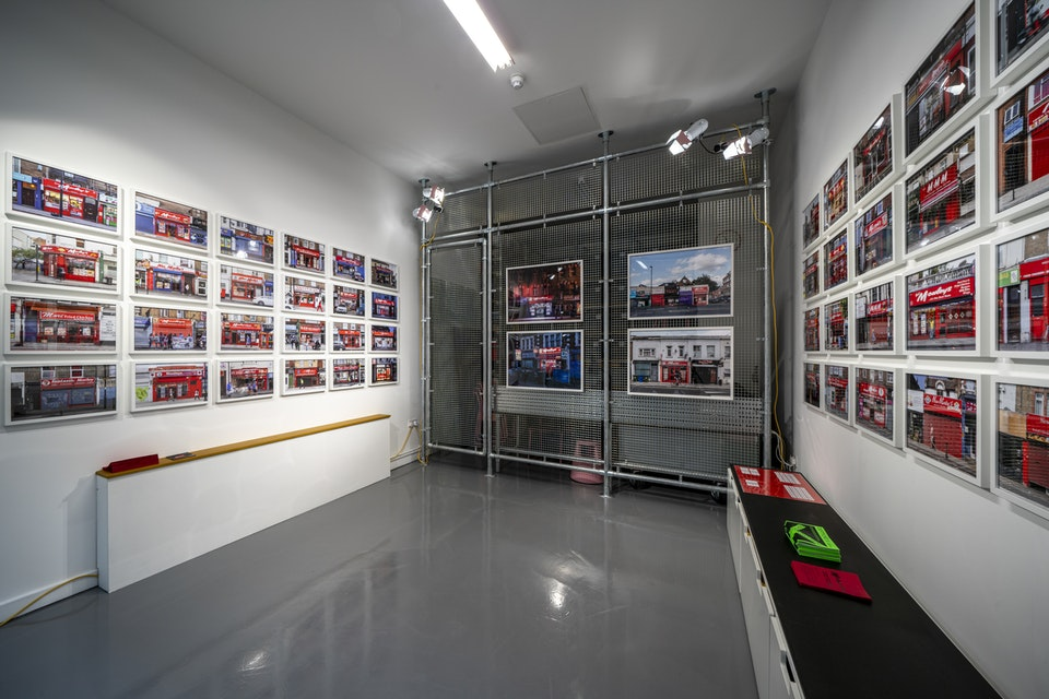 Morley's or Less - Gallery view of installation