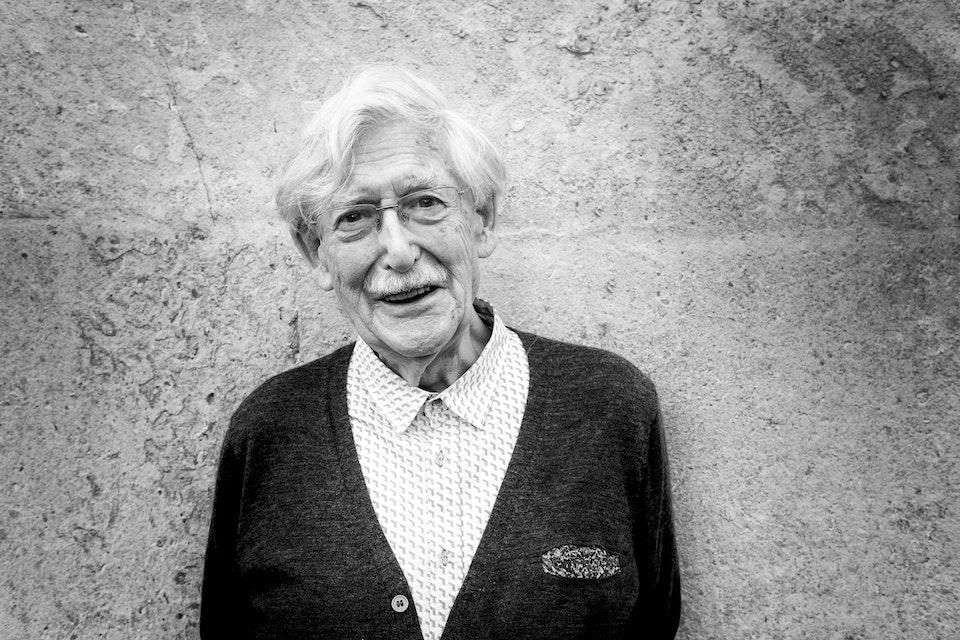 Portraits - Professor Andy MacMillan for Building Design magazine