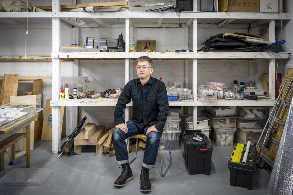 Portraits - Tomoaki Suzuki for National Gallery of Victoria