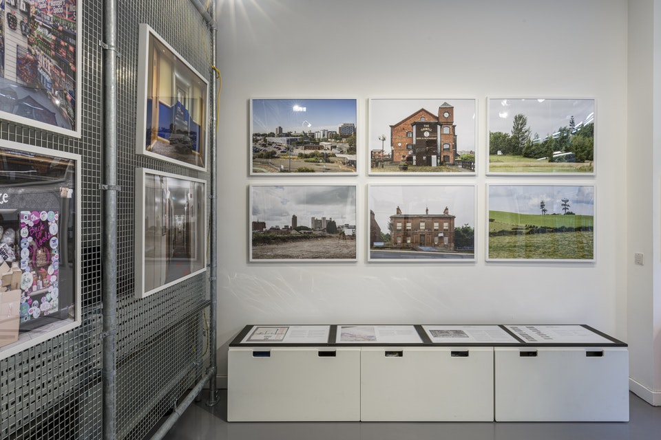 Gallery exhibition: Route Book