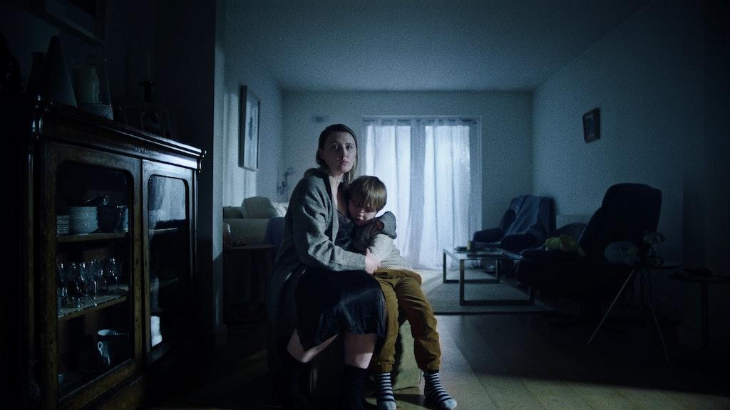 Safe Ireland - Woman & Child 60'