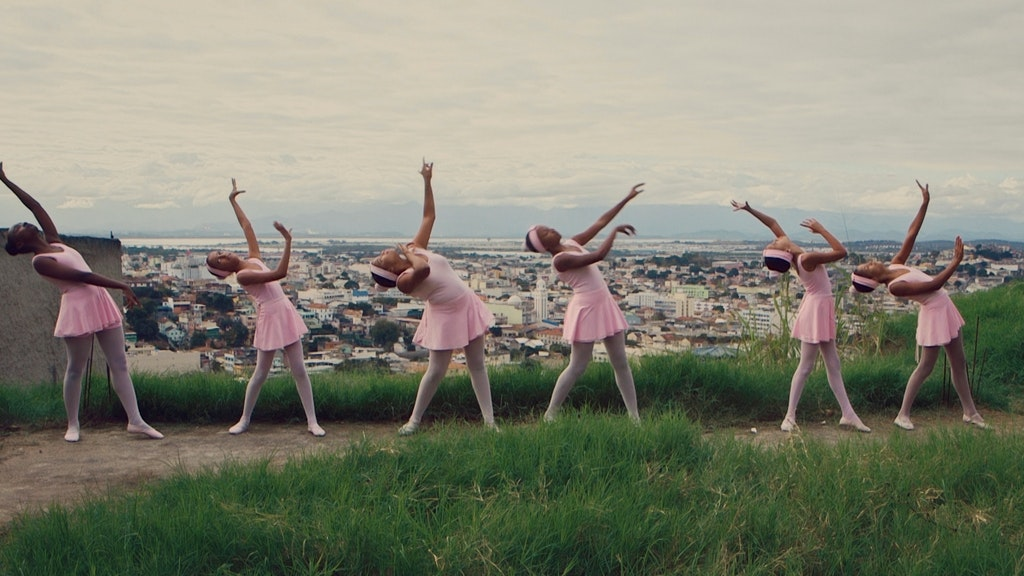 VICE 'BALLET & BULLETS: DANCING OUT OF THE FAVELA'