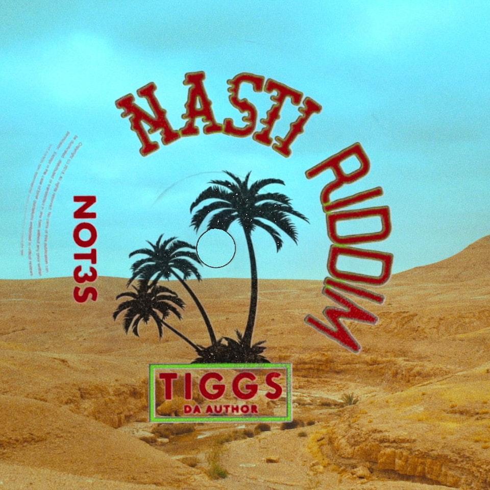POST. - Tiggs Da Author x Not3s - Nasti Riddim