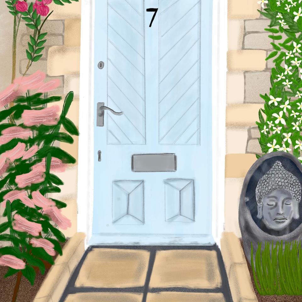 Barratt Homes Libra Door