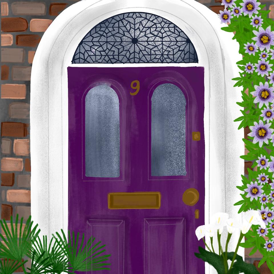 Barratt Homes Sagitarius Door