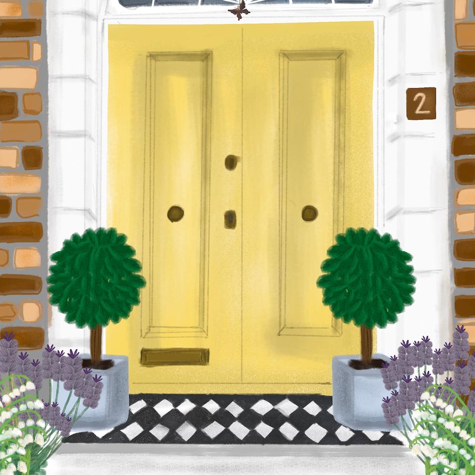 Barratt Homes Gemini Door