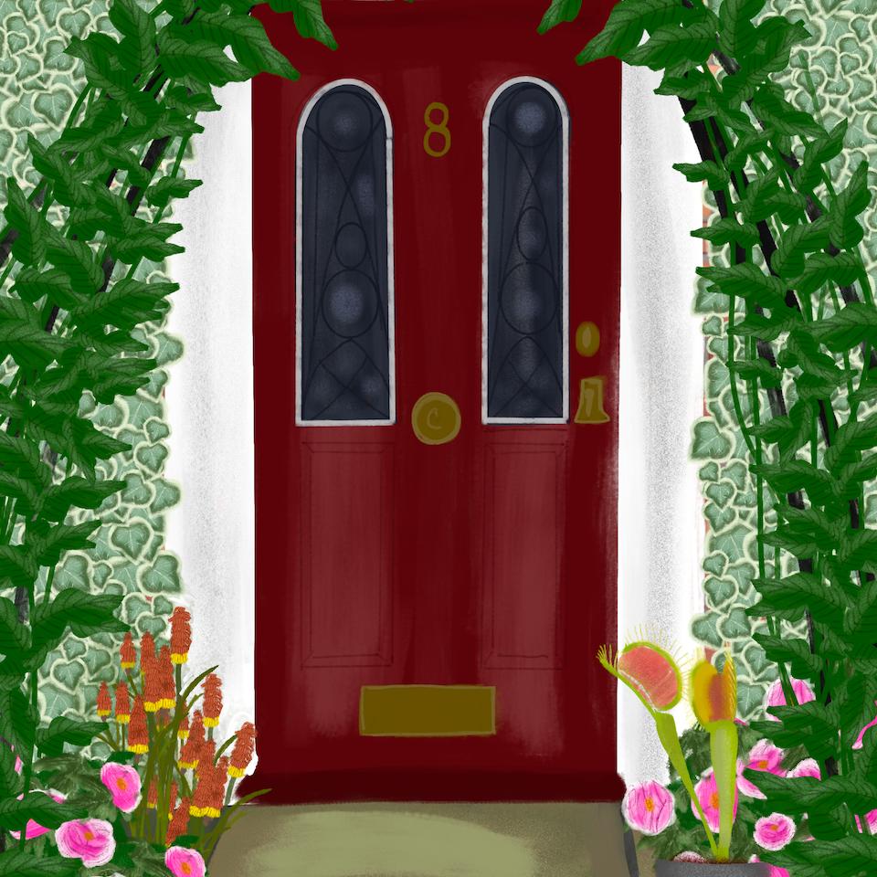 Barratt Homes Scorpio Door